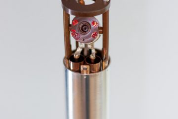 Sonde CP fast MAS (détection du proton)